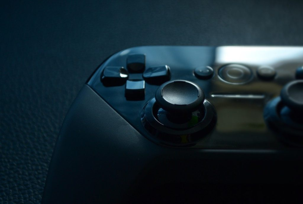 game controller, joystick, joypad